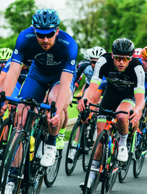 Corporate cycling events UK
