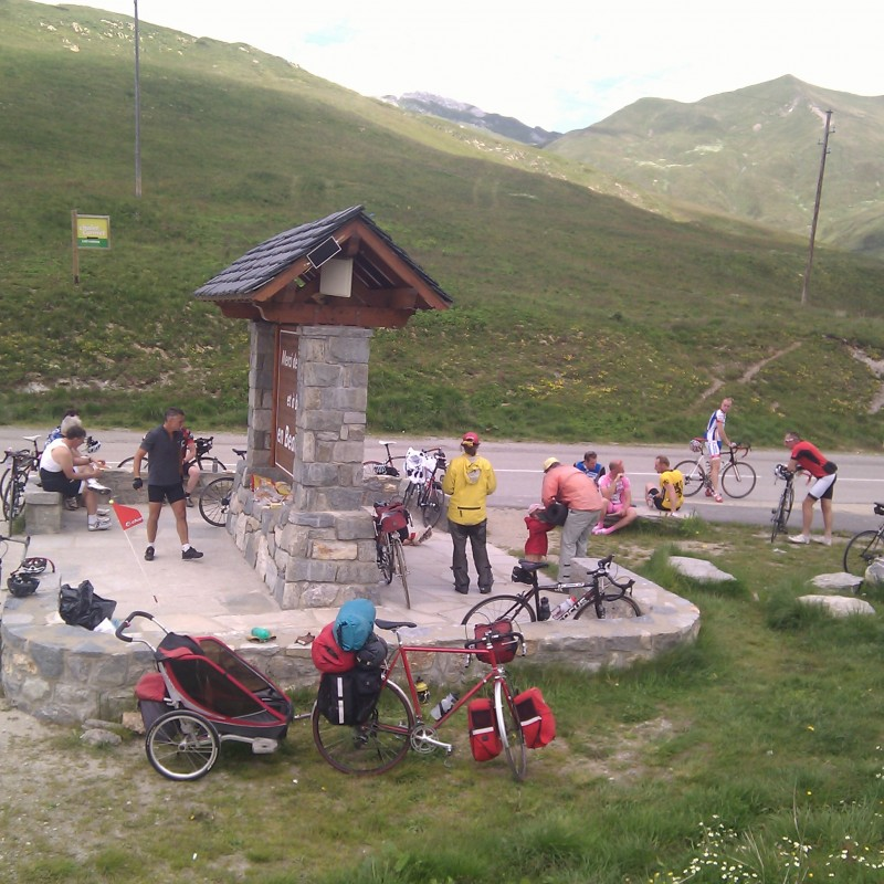 cycling holidays French Alps