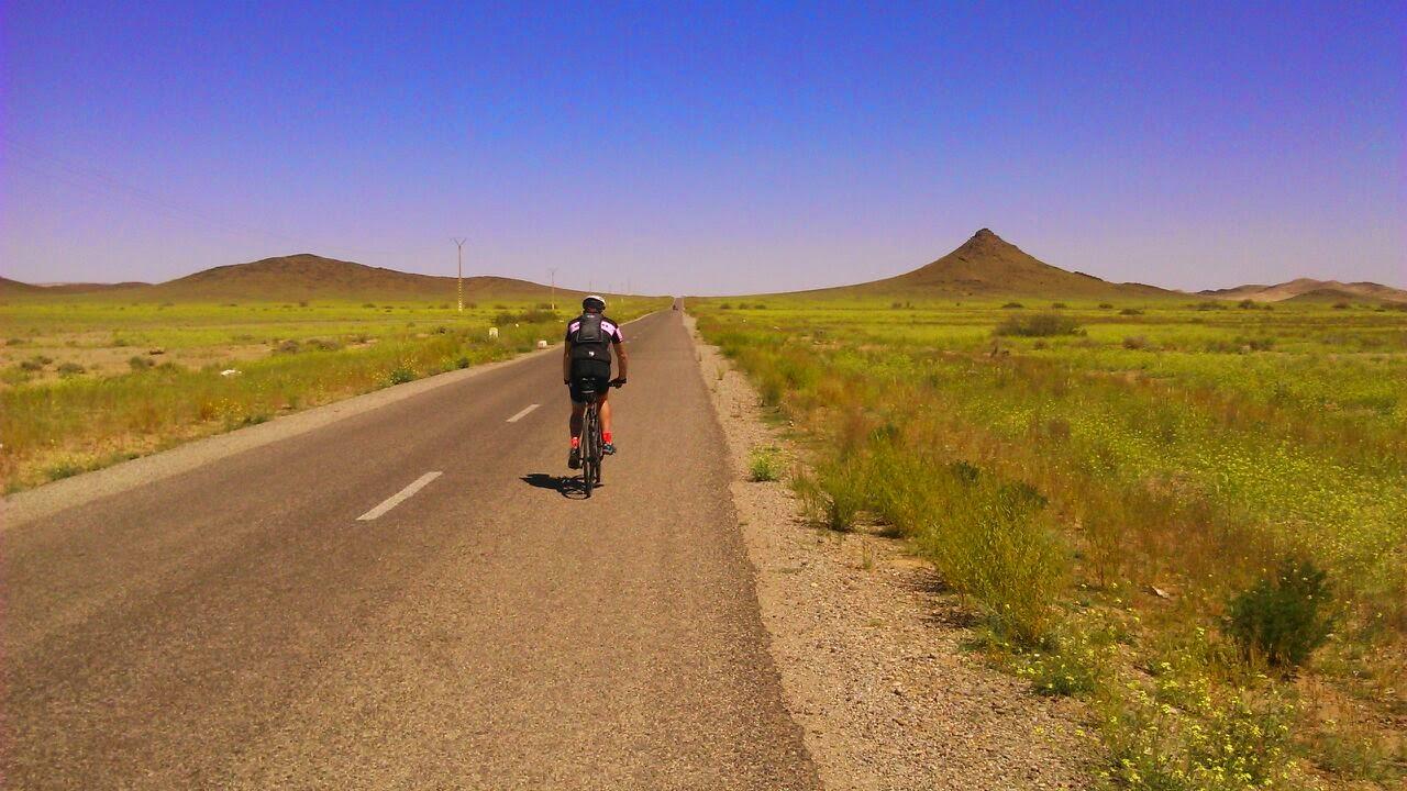 cycle Marrakesh to Merzouga