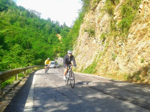 cycling holidays in Italy