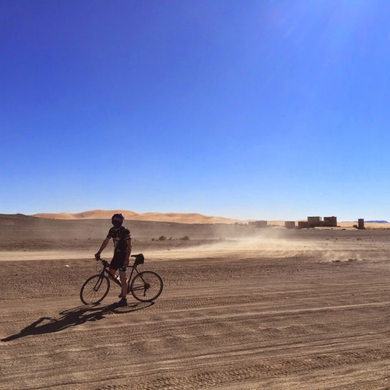 cycling holidays in Morocco