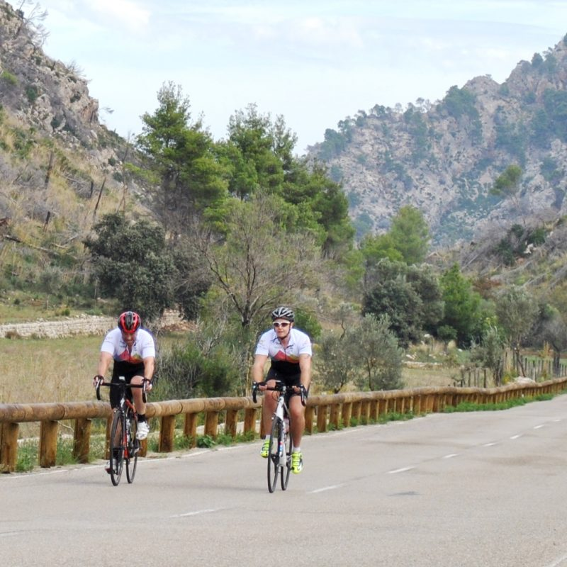 cycling holidays Mallorca