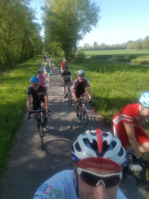 cycling avenue verte