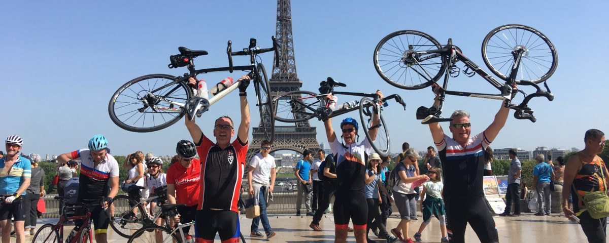 Charity London To Paris