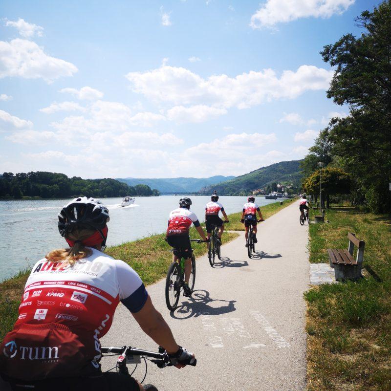 cycling holidays Danube