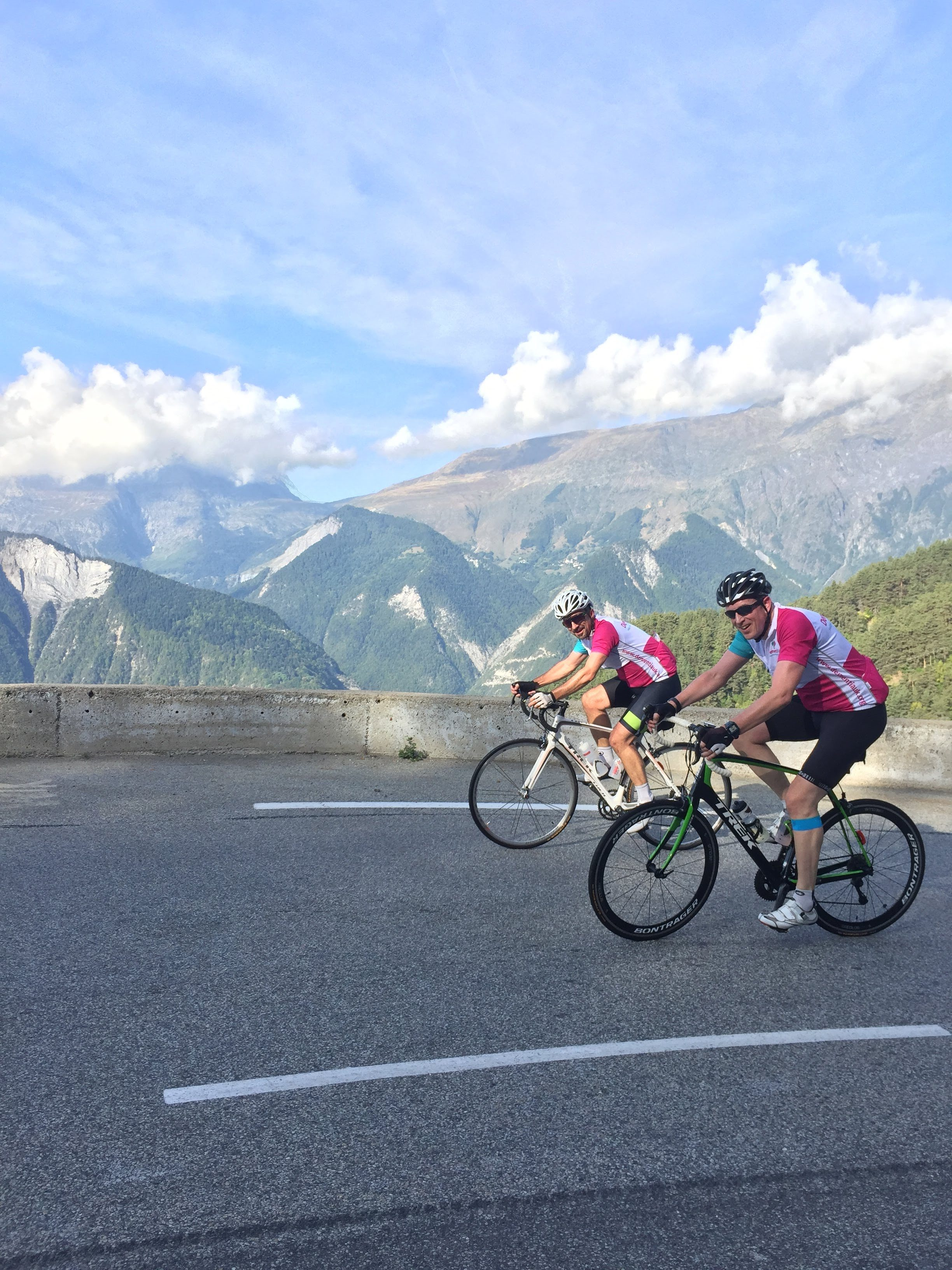 holidays cycling Alpe d'Huez