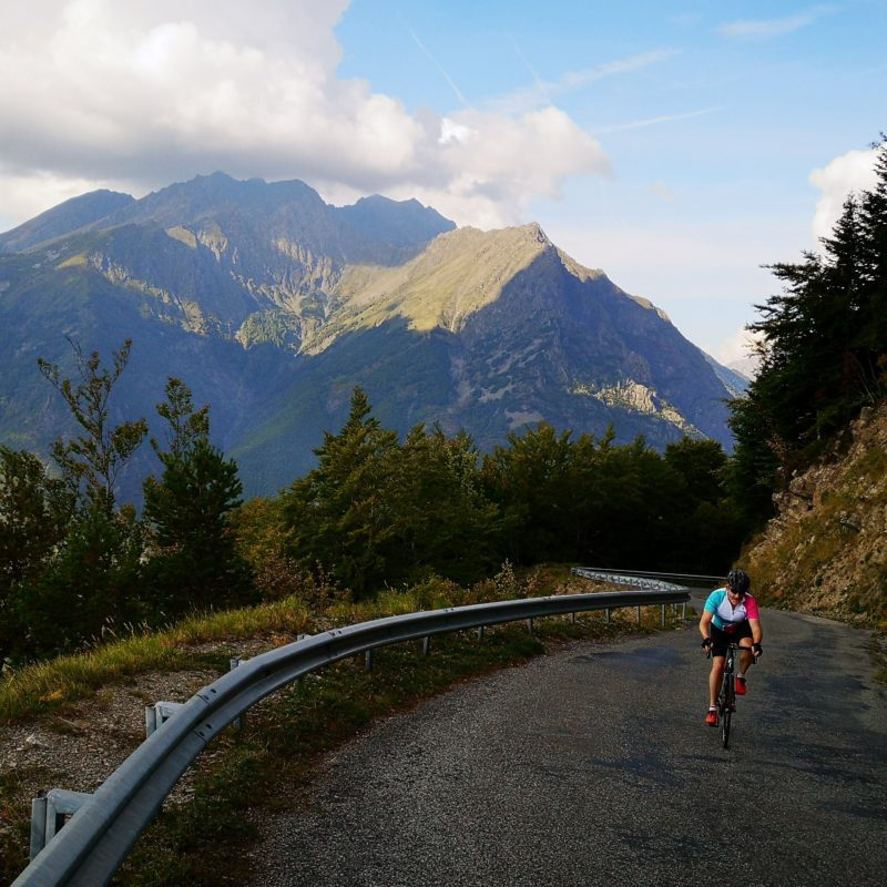 French Alps cycling holidays