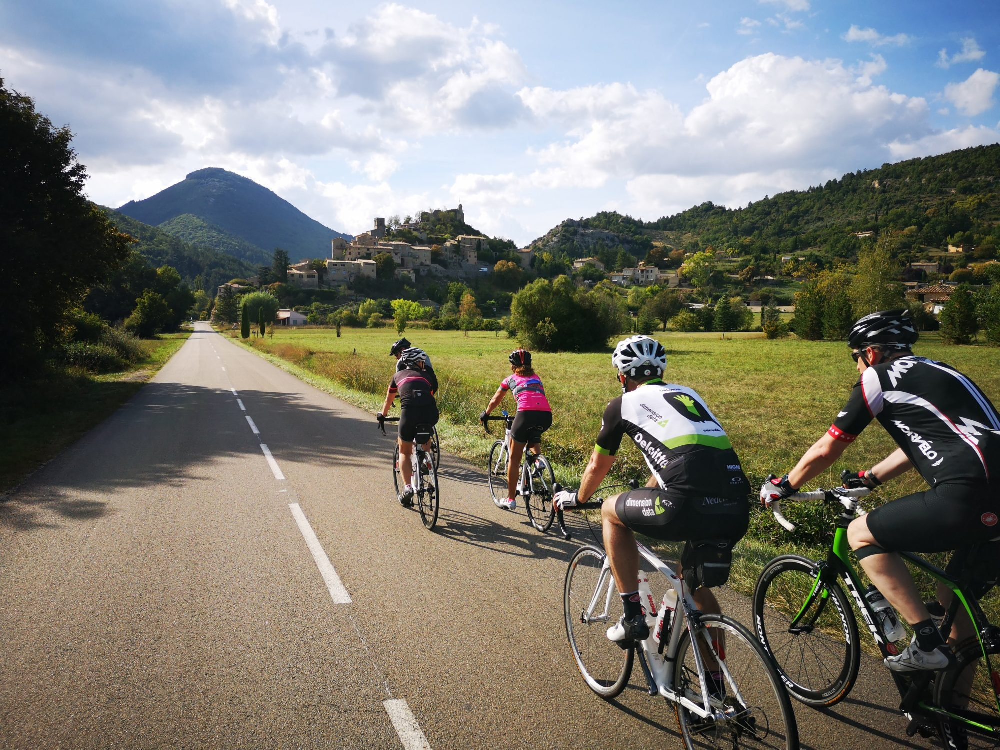 Cycling French Alps Holidays