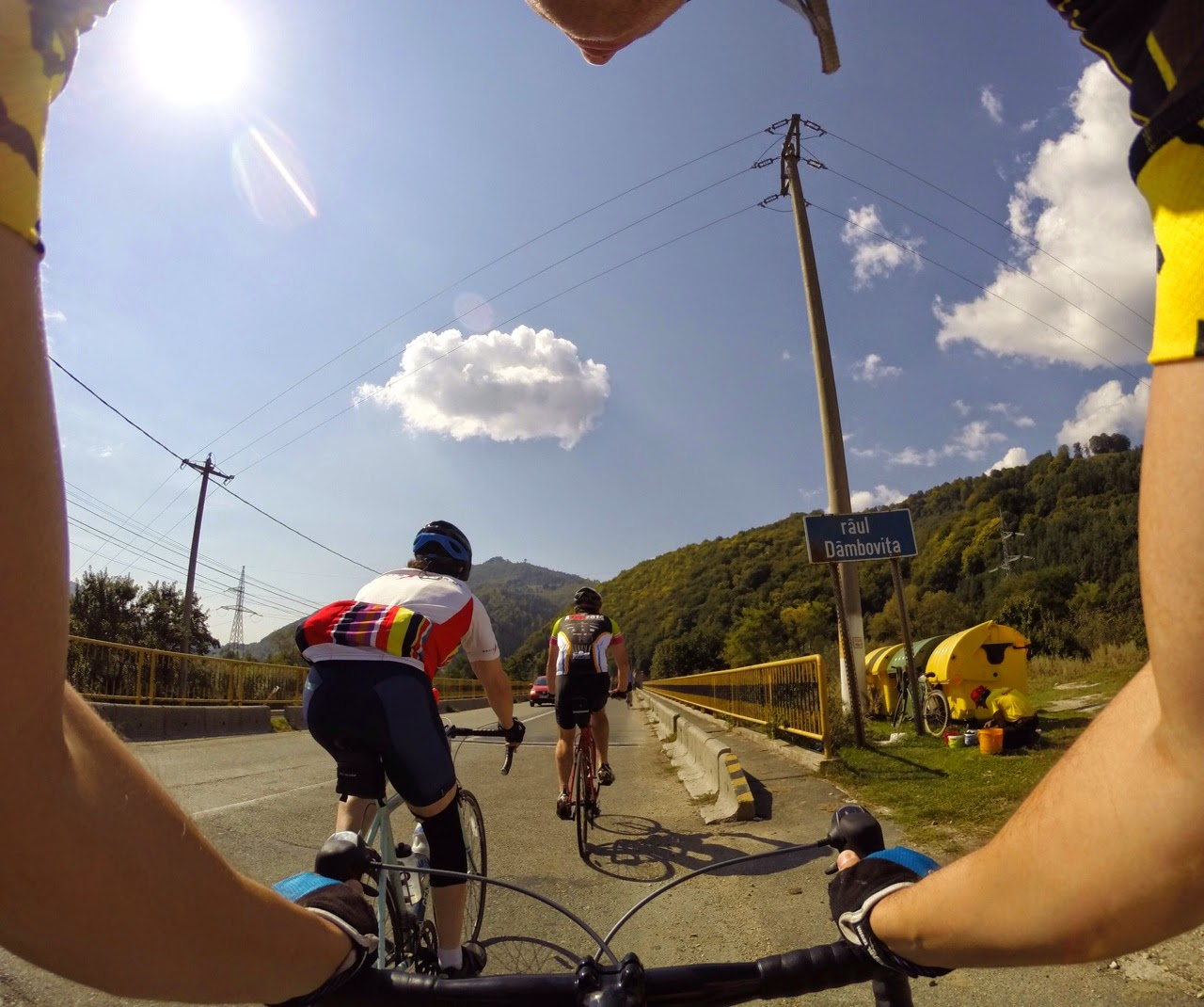 cycling holidays in Romania