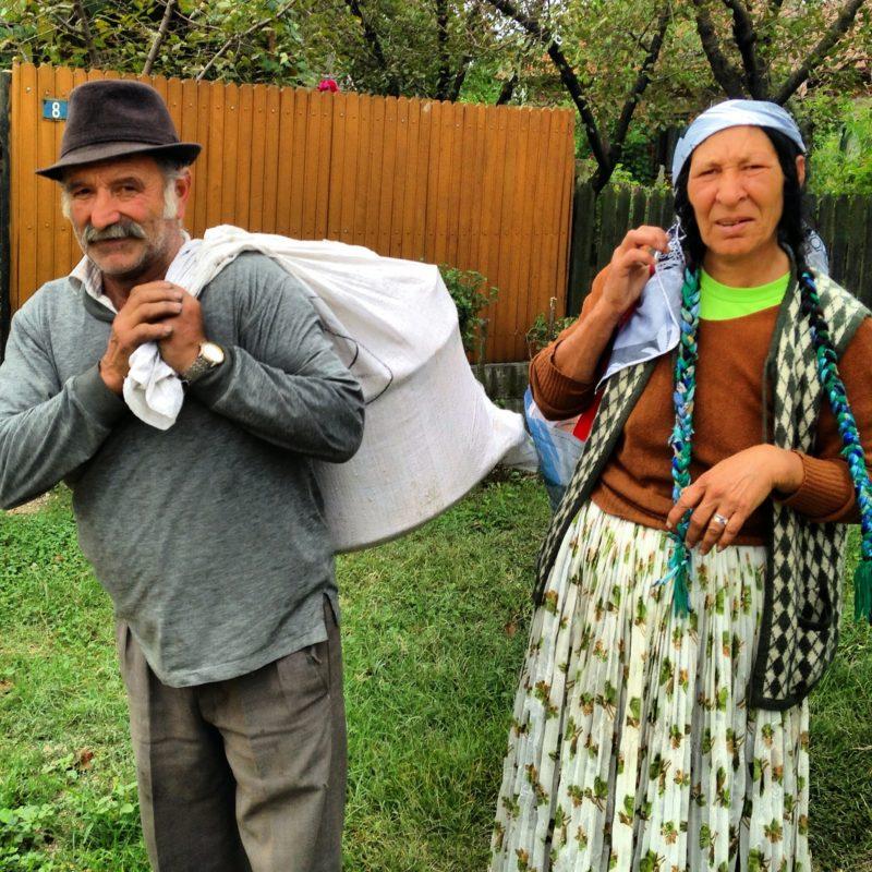 cycling Romania to the Transfagarasan