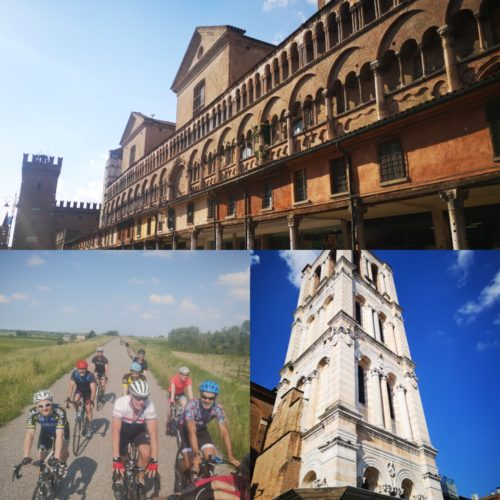 Cycling Italian Coast To Coast