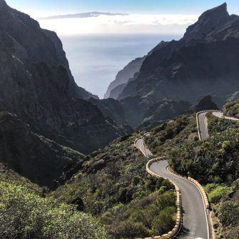 Cycling Masca Tenerife