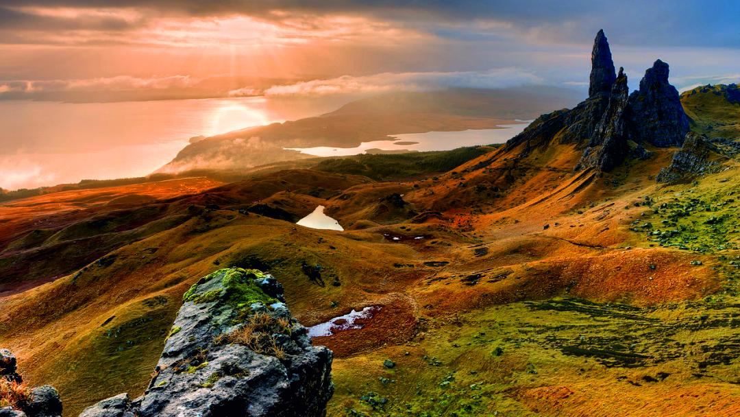 cycling the magical Isle of Skye