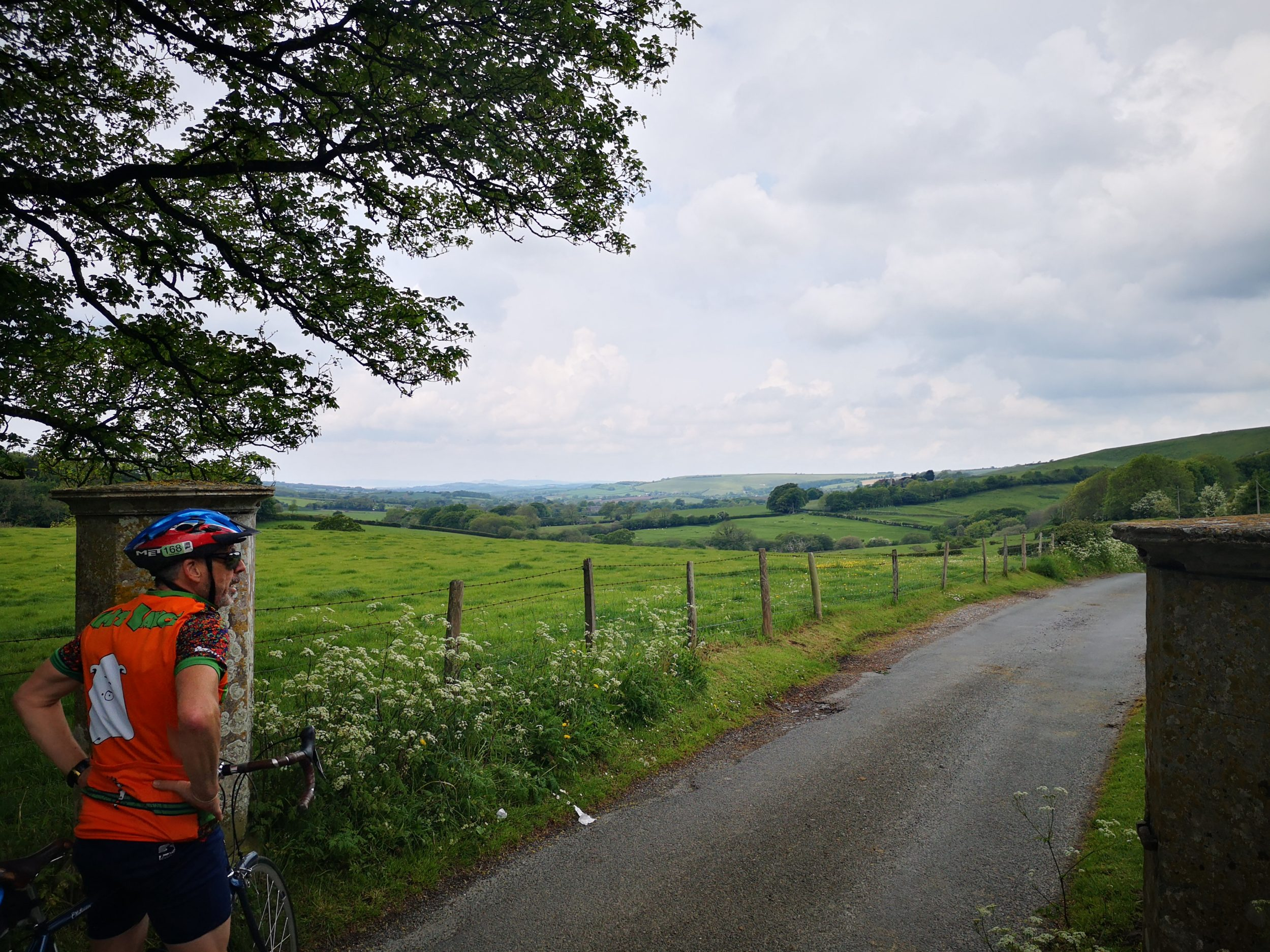 cycling the Yorkshire Dales