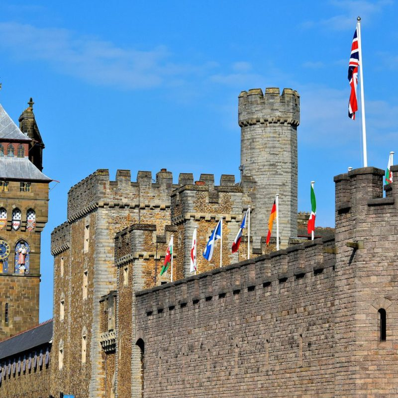 Cycling holidays in Wales with European Cycling Tours